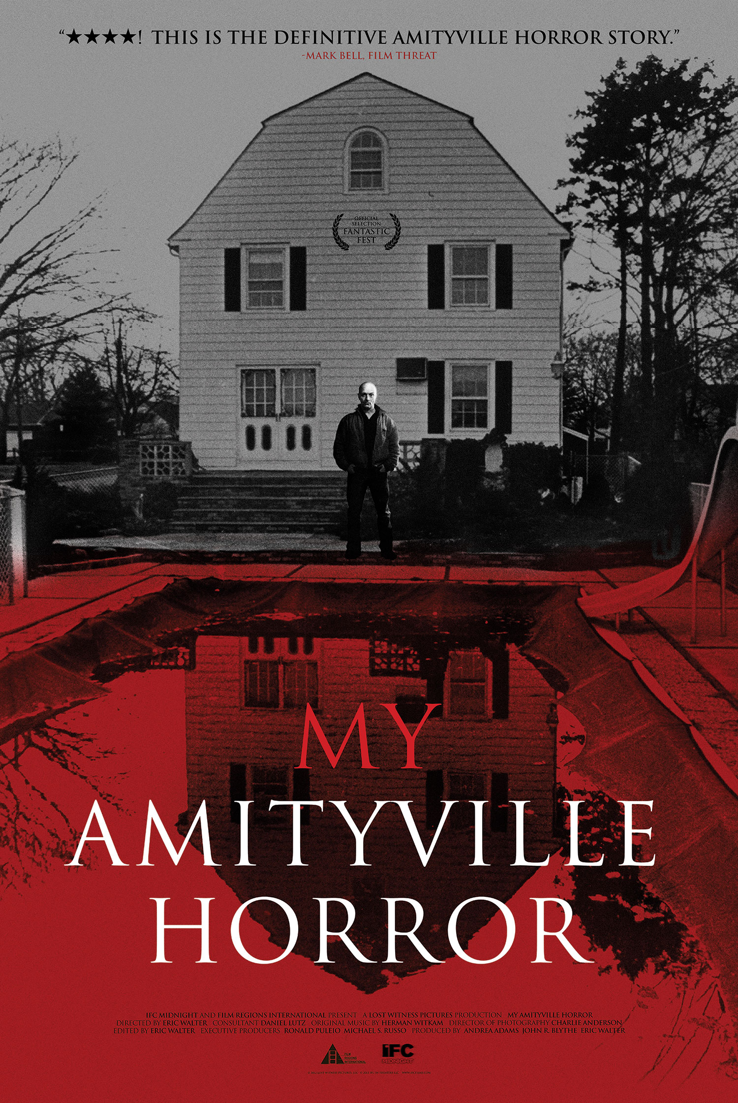 a review of the book the amityville horror Amazonca - buy the amityville horror trilogy at a low price free shipping on qualified orders see reviews & details on a wide selection of blu-ray & dvds, both new.