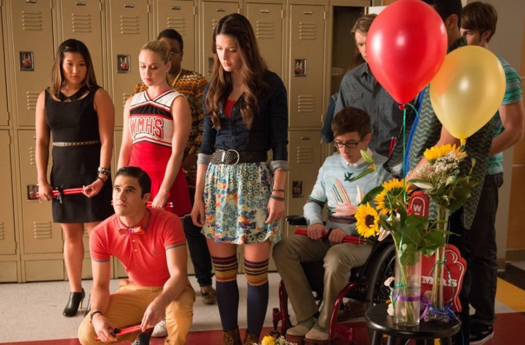 glee season  episode  recap culturefly