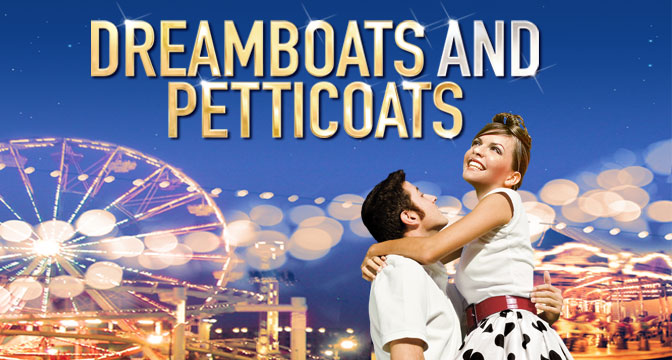Image result for Dreamboats & Petticoats