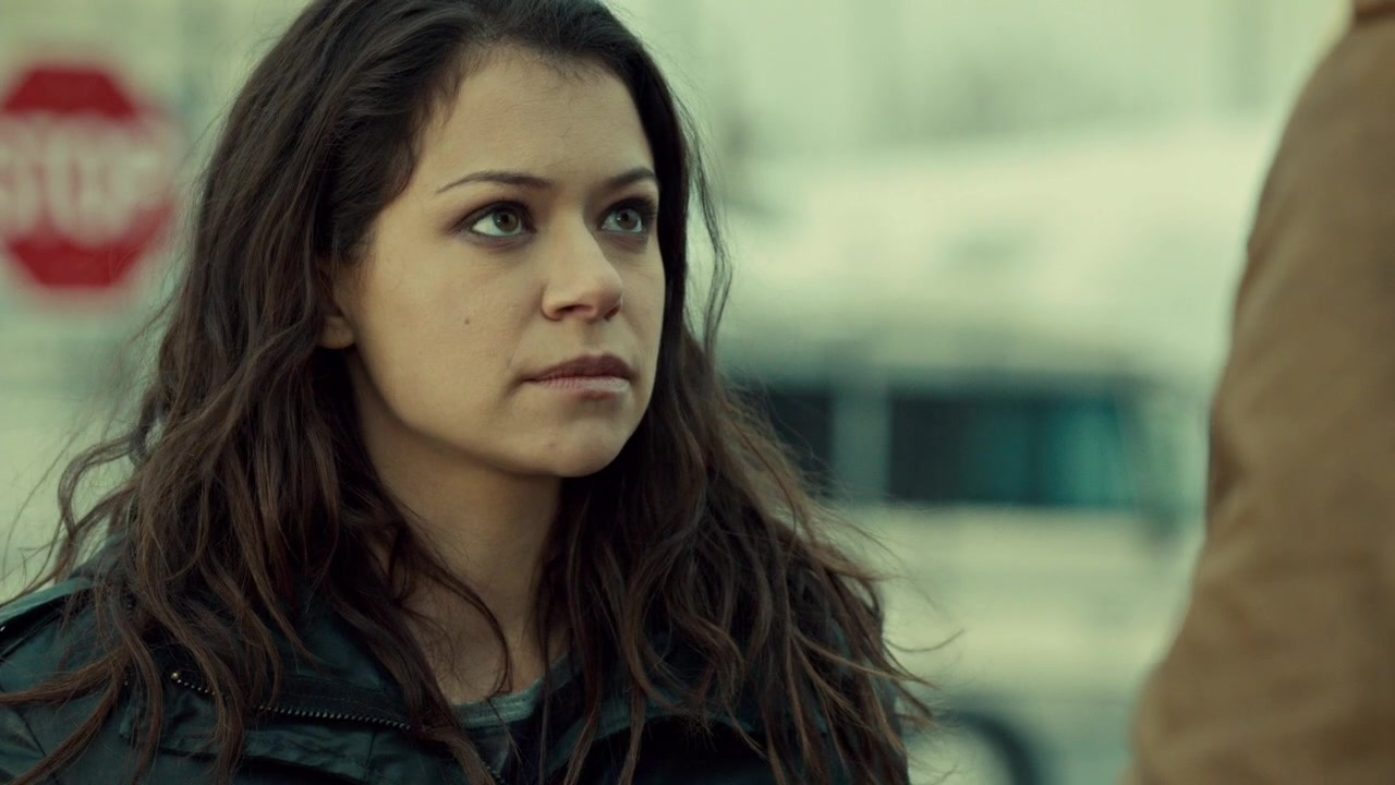 Orphan Black Sarah I continued to believe that