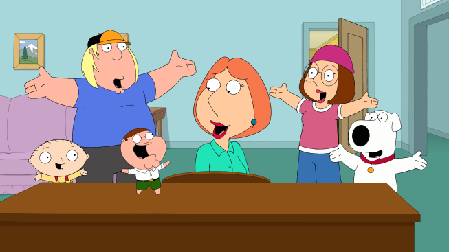 Family Guy Griffins Get A New Dog