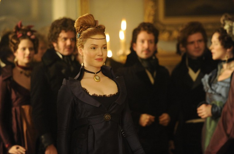 Great Expectations star Holliday Grainger: Im happy