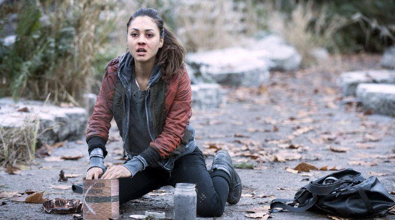 The 100 season 1 episode 10 review culturefly