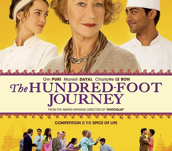 The hundred foot journey review