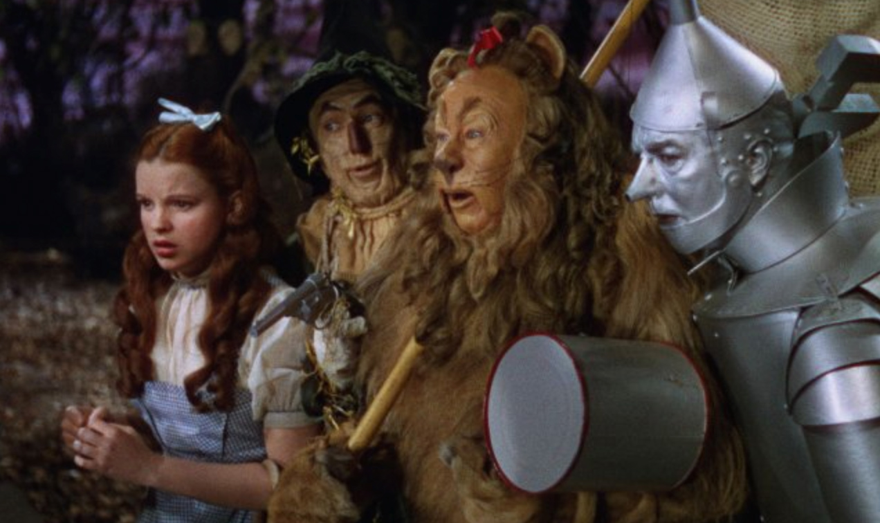 wizard of oz symbolic to the - the good witch of the north represents northern workers and the good witch of the south represents southern farmers this provides a contrast to the wicked industrialists in the east and railroad moguls in the west.