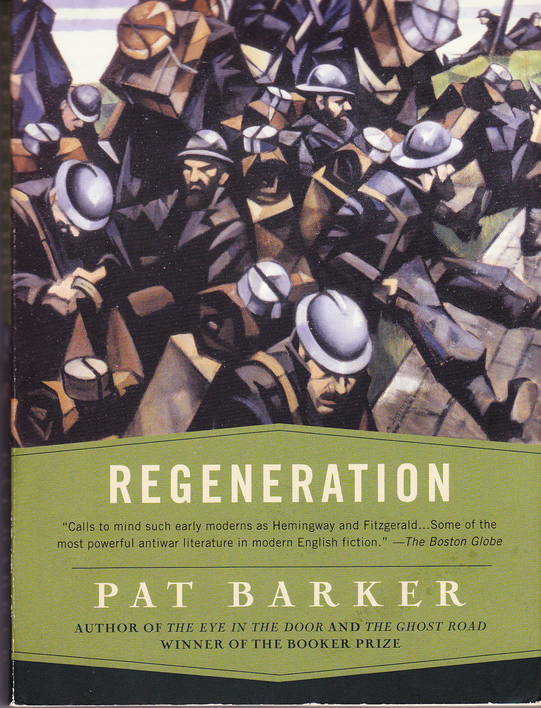 Portrayal of Role of Women in Society in Pat Barker's Regeneration Essay Sample