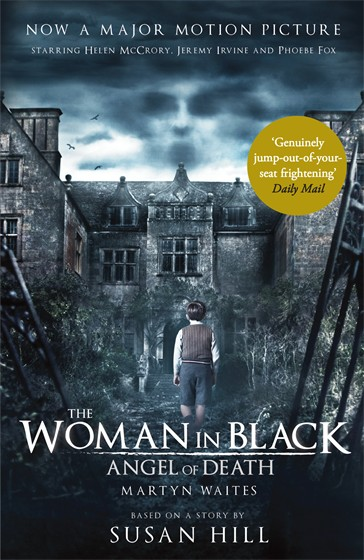 Book Cover Fly Iq Black ~ The woman in black angel of death martyn waites review