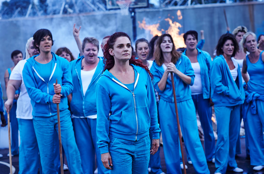 Wentworth prison series 3 episode 1 review culturefly Australia home and garden tv show
