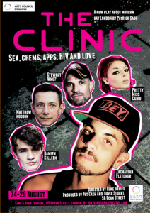 the-clinic-play-poster