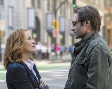 THE X-FILES EP1