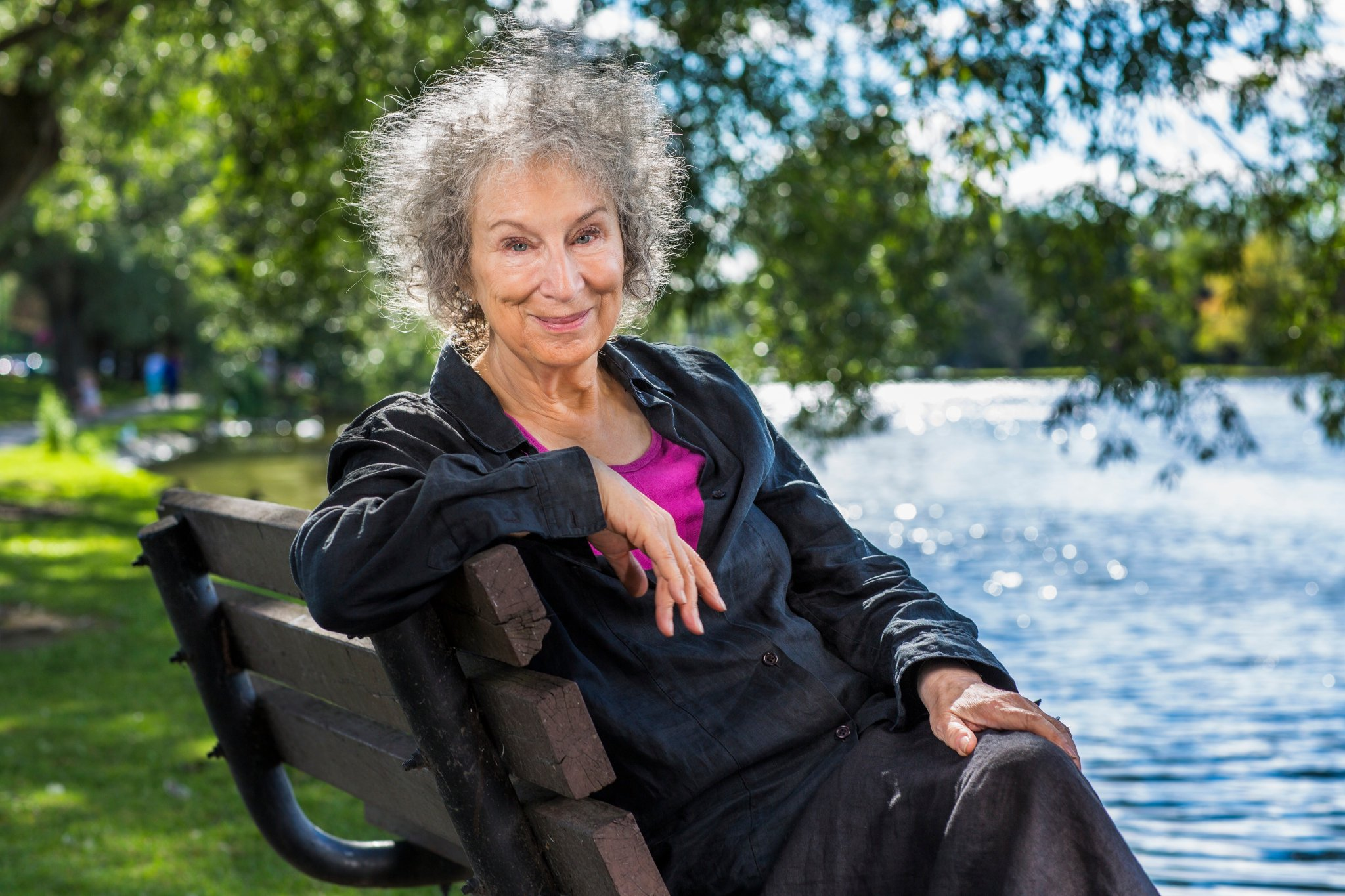 'The Handmaid's Tale' Season 2: Margaret Atwood Talks Sex, Race and Anger in Post-Trump America