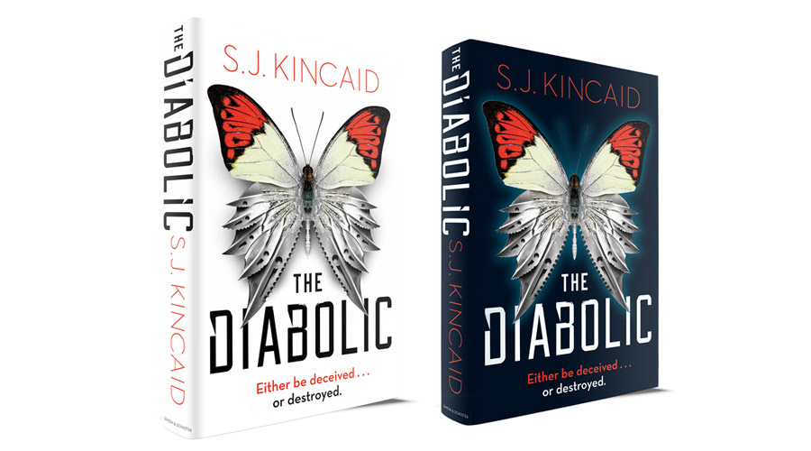 Image result for the diabolic s j kincaid