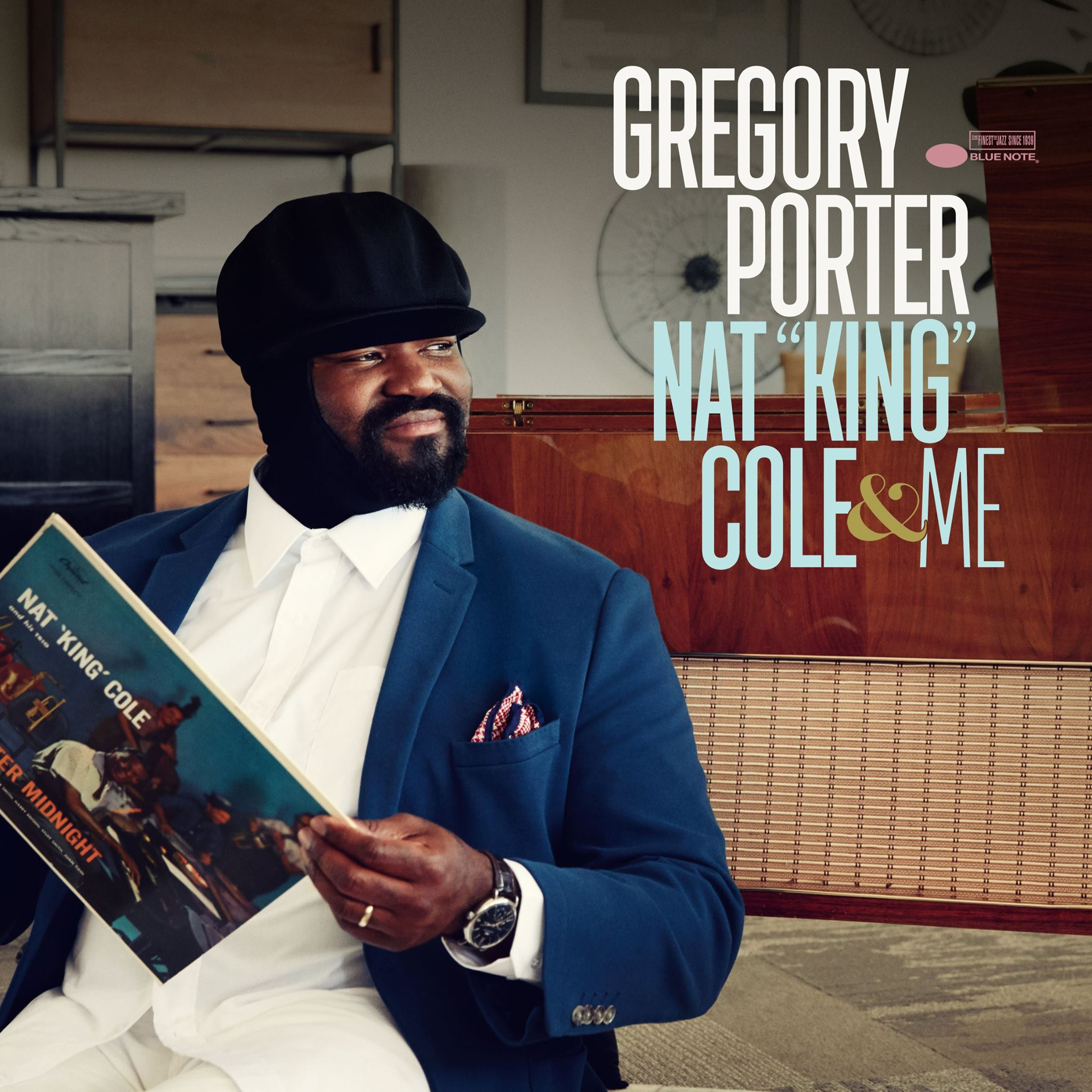 Gregory Porter Nat Quot King Quot Cole Amp Me Review Culturefly