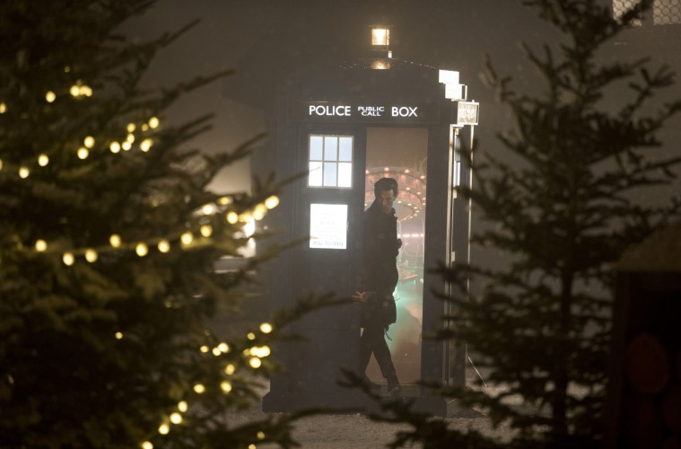 Dr Who Christmas Special.Doctor Who Christmas Special The Time Of The Doctor Review