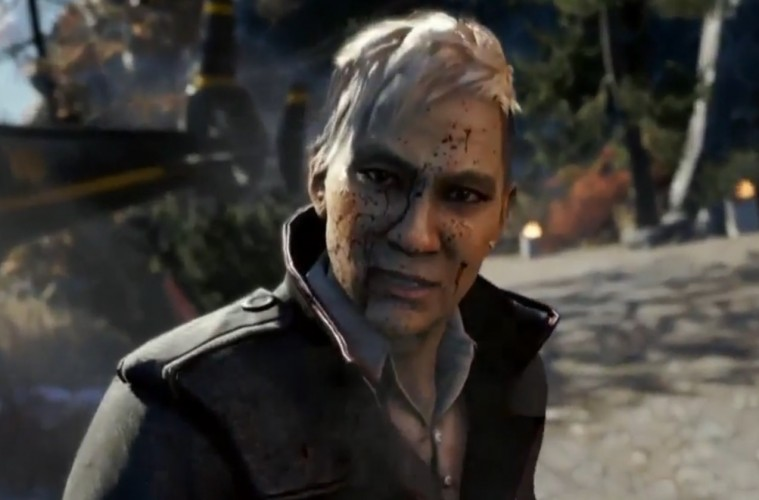 E3 2014 Far Cry 4 S First Five Minutes And Co Op Gameplay