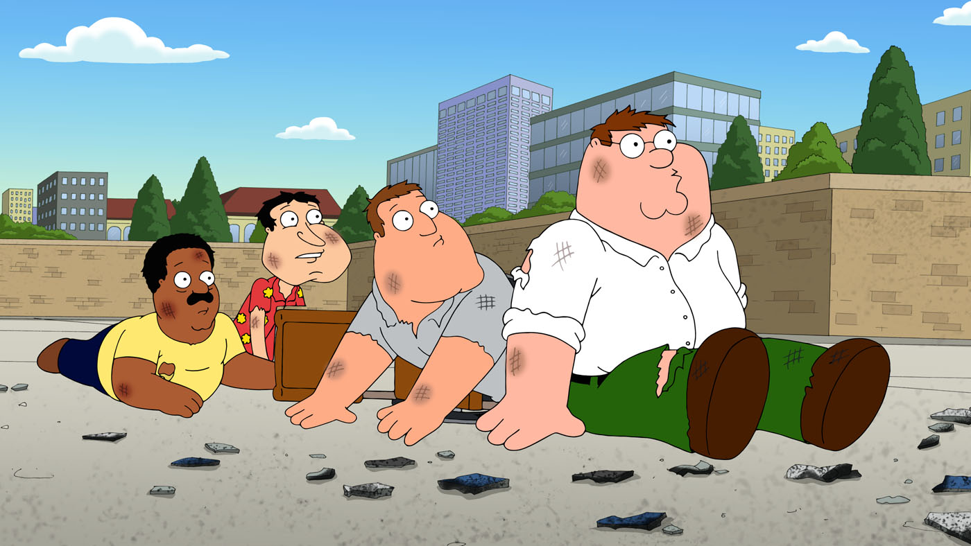 Family Guy Season 12, Episode 13 Review | Culturefly