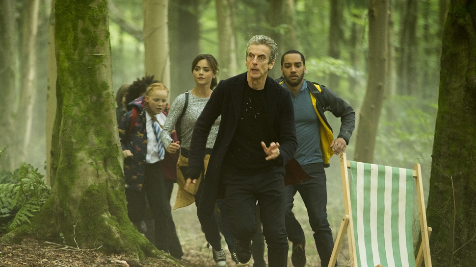 Doctor Who Series 8 (ep 10)