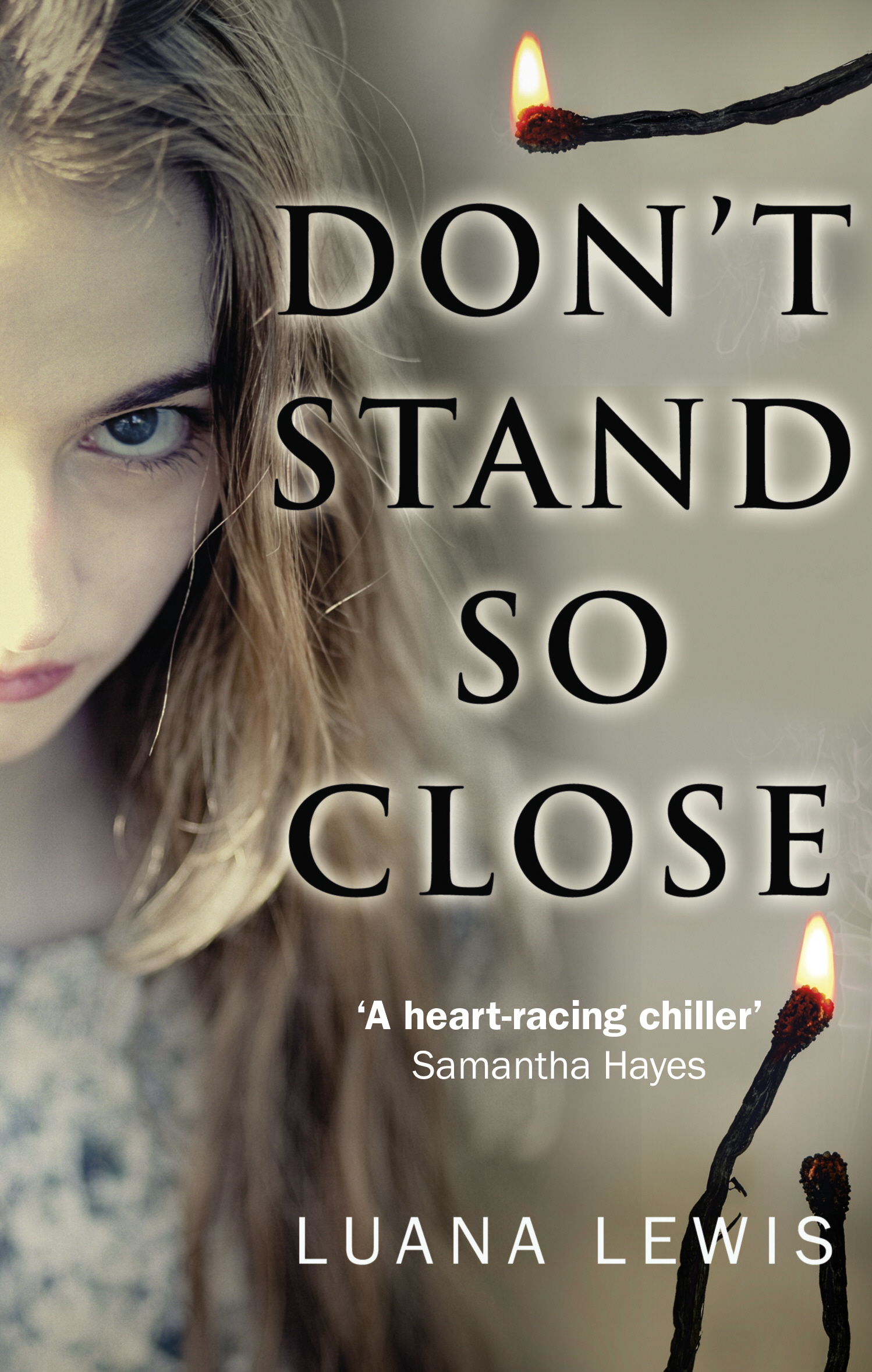 Don't Stand So Close Cover Image