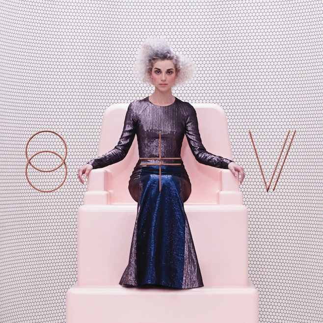 st-vincent-album cover