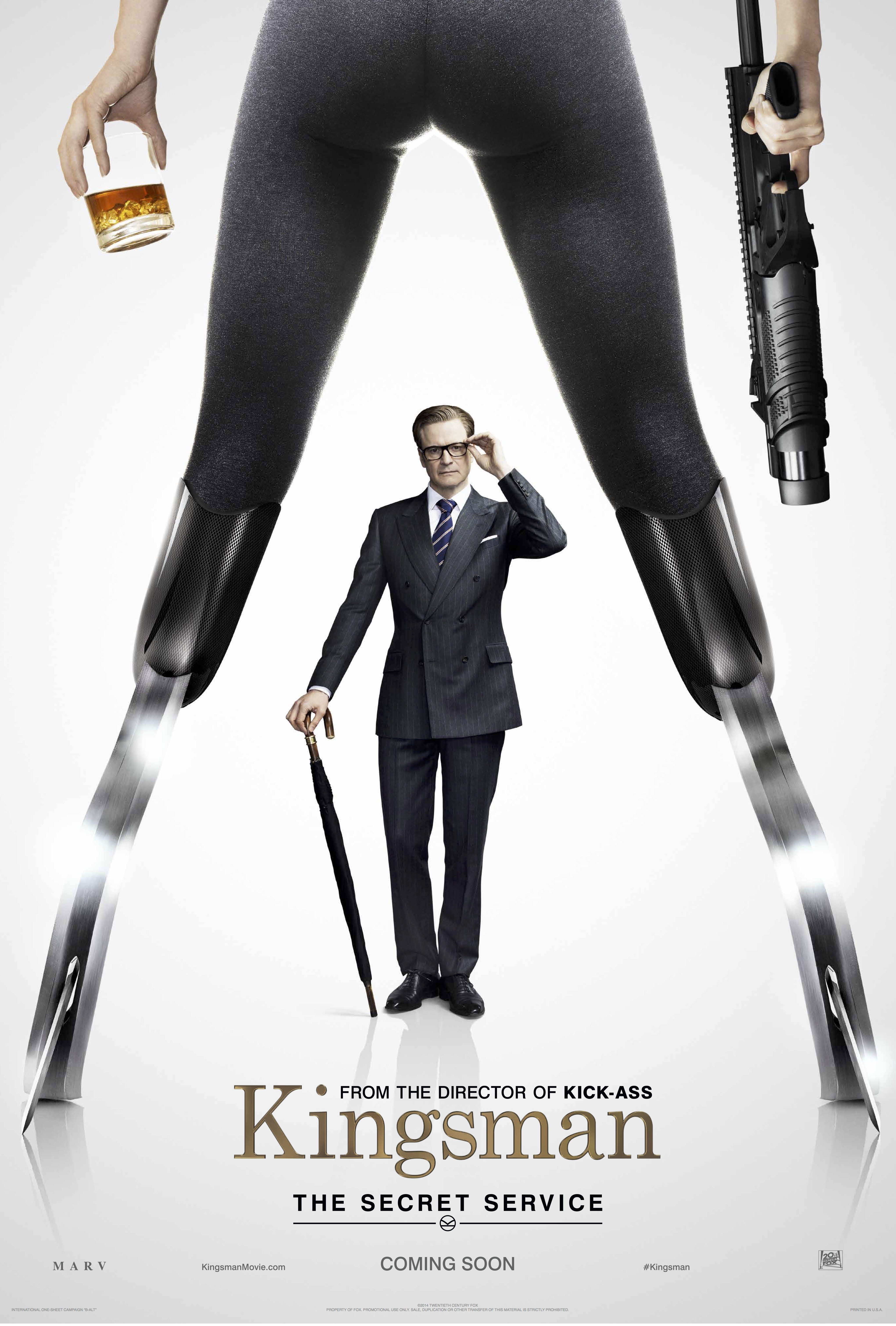 kingsman secret service stream