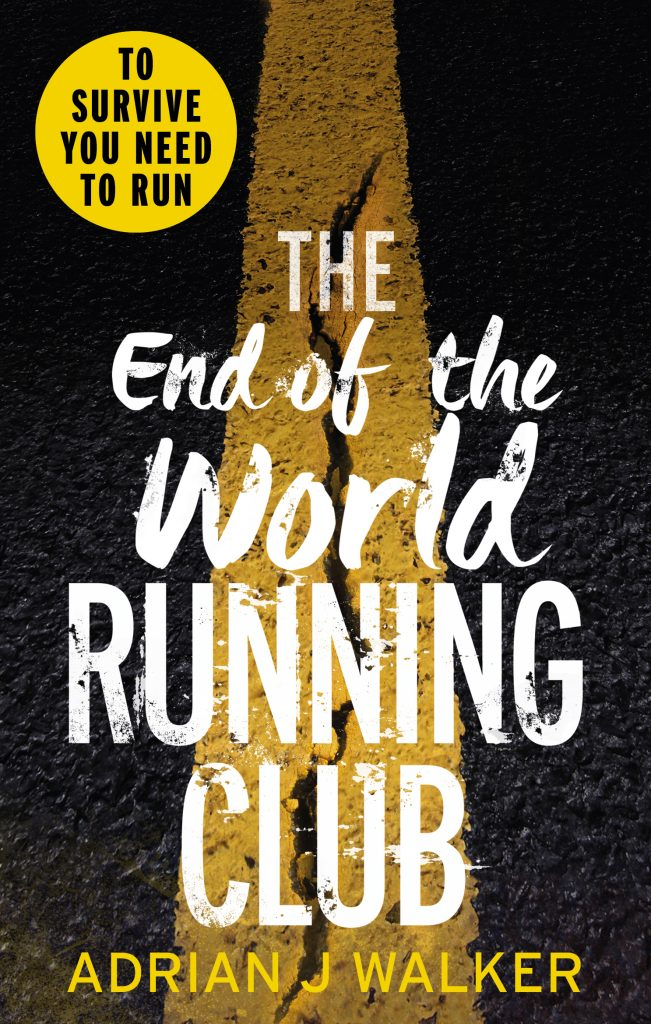 The End of the World Running Club Image