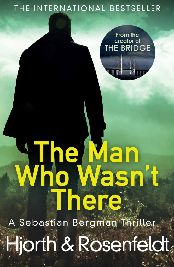 The Man Who Wasn't There jacket image