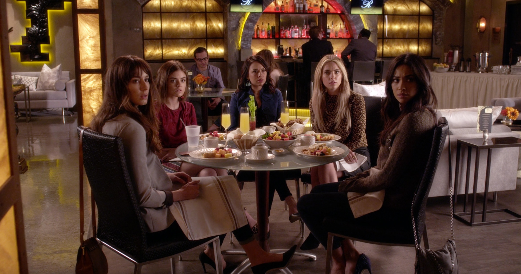 Image Result For Pretty Little Liars Perfectionists