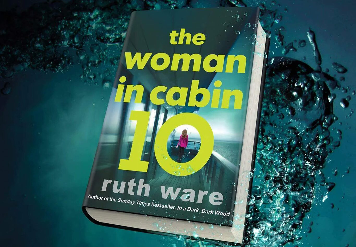 Book Review: The Woman In Cabin 10 by Ruth Ware   Culturefly