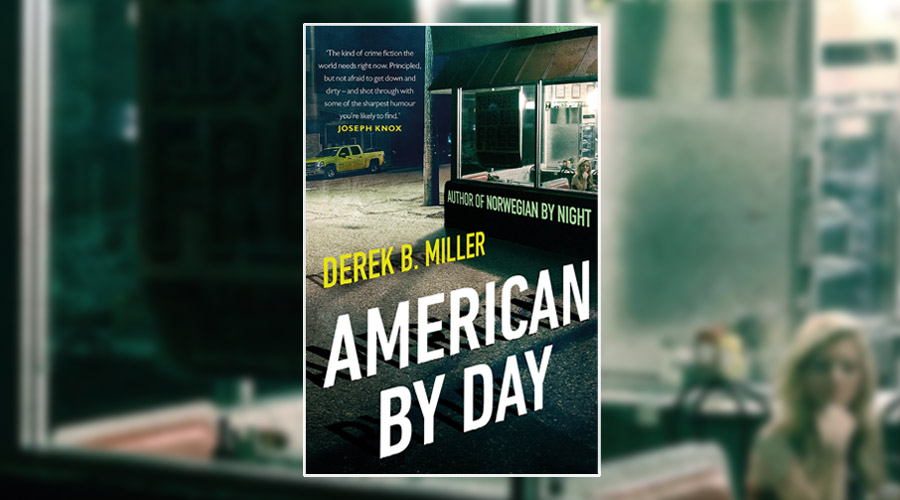 Book Review: American By Day by Derek B  Miller | Culturefly