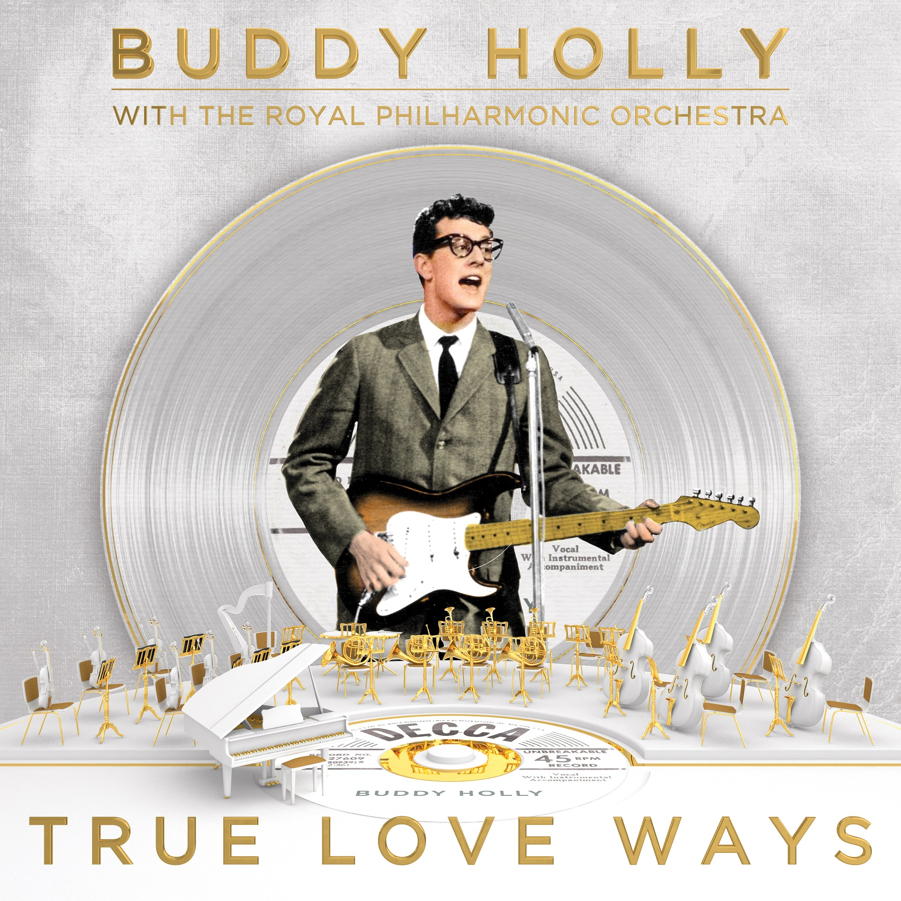 The Royal Philharmonic Orchestra Goes To The Bathroom: Buddy Holly Meets The Royal Philharmonic Orchestra