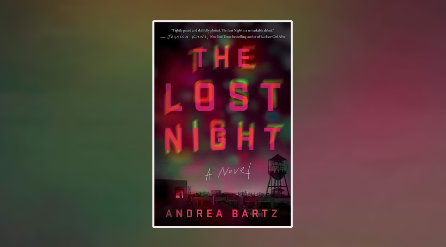 The Lost Night Book