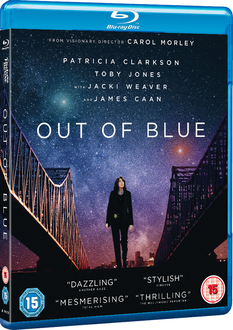Win Carol Morley's Out Of Blue On Blu-ray | Culturefly